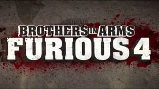 Brothers in Arms: Furious 4 - E3 2011: Debut Cinematic Trailer | OFFICIAL | HD