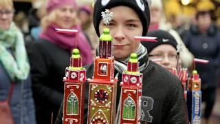 Nativity scene (szopka) tradition in Krakow