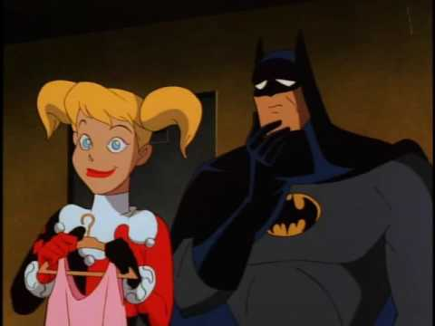 harley quinn loves batman