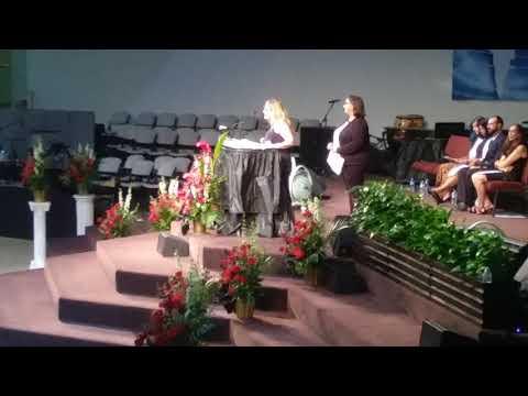 Los Angeles Academy Middle School Graduation 2017 part 3