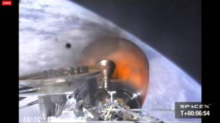 SpaceX CRS-2 Falcon 9 Launch Video (3-01-2013, HD)