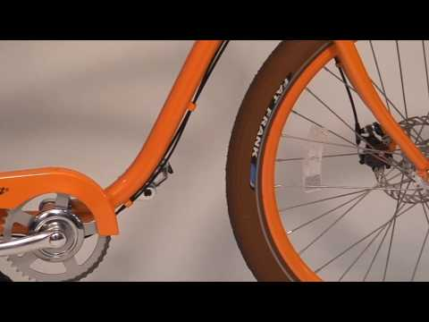 Tommy Bahama Electric Bicycle Introduction