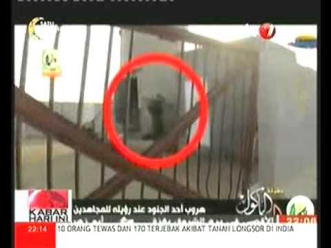 Video Serangan Hamas Ke Israel Di Kawasan Menara Pengawas