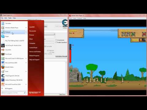 Cheat Engine Episode 2 - Age Of War *Downloadable*