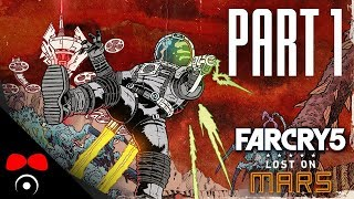 ROBO-HURK! | Far Cry 5: Lost on Mars #1