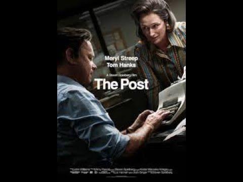 Le Pouvoir de la Presse et la Republique (Pentagon Papers) Film Francais