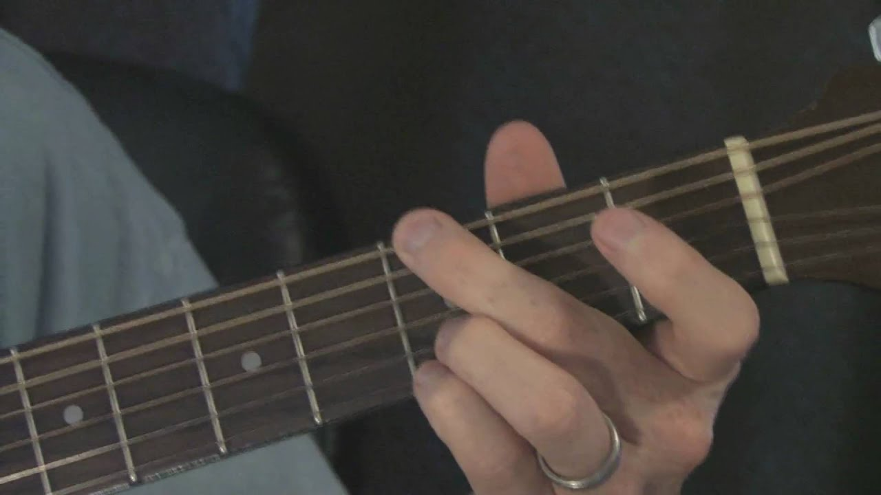 Guitar Lesson Key Of G Chords Techniques And Tips Youtube