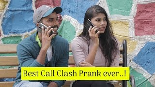 Call Clash Prank FT. AJ | Prank Gone Wrong | Oye It's Uncut | Bantai It's Prank