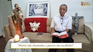 Meditando a Palavra 51 - Luiz Gonzaga 19.08.2021