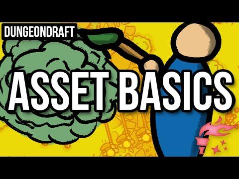 Dungeondraft Assets - The basics