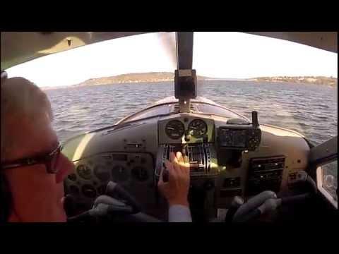 DeHavilland Beaver Seaplane Tour & Flight - Seattle to British Columbia with Jim