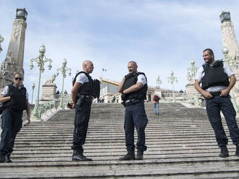 France Marseille train station knife attack 2 women killed, attacker shot dead by armed Police