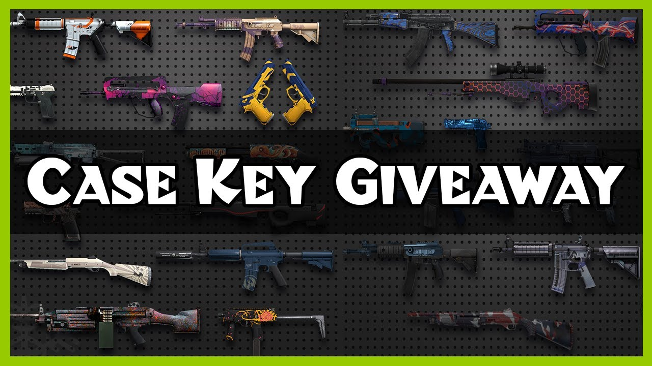 Cs go case key giveaway trade market cs go