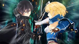Sword Art Online RE: Hollow Fragment - Steam Launch Trailer