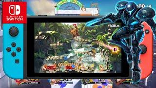 Super Smash Bros. Ultimate | Epic Gameplay | Upcoming Nintendo Switch