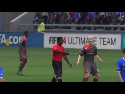 Fifa 2014 - Gillingham FC vs Carlisle United (Part 2)