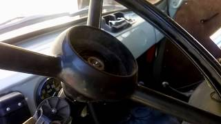 Как снять руль на УАЗ