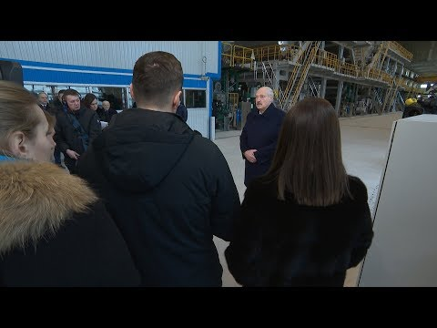 Лукашенко прокомментировал задержание директоров сахарных заводов