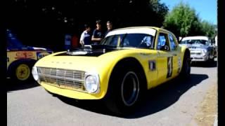 Download Video Ford Falcon V8 Coupé - 50 Aniversario 1ra. Vuelta de San Pedro - 02/2017. MP3 3GP MP4