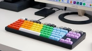 compact mechanical keyboard