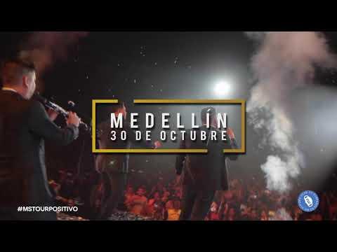 BANDA MS EN MEDELLÍN COLOMBIA 30 DE OCTUBRE 2021