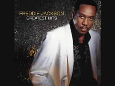 Freddie Jackson Rock Me Tonight