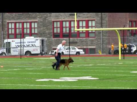 Delaware County Police K-9 Competition 2015