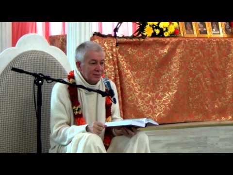 Бхагавад Гита 6.24 - Чайтанья Чандра Чаран прабху