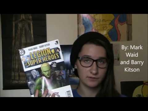 Legion Of Super-Heroes | Comic Book Review