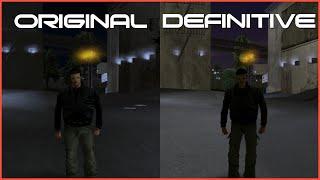 Grand Theft Auto III - Original vs Definitive Edition Comparison