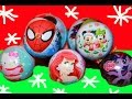 Christmas Ornament Egg Opening with MLP & Mickey Mouse