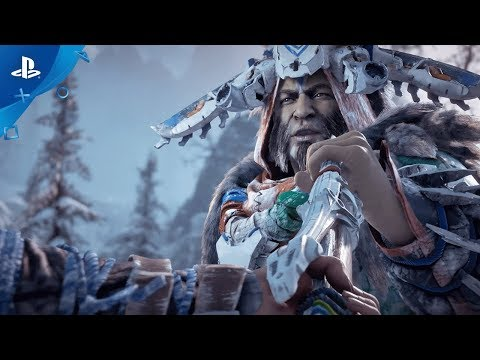 Horizon Zero Dawn: The Frozen Wilds - Accolades Trailer | PS4