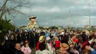 Carnevale Petrosino 2010 One Piece tutti all'arrembaggio