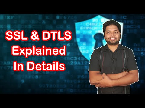 Why SSL, TLS, DTLS ??? | Data Security Over Network | Integrity & Confidentiality | HTTPS Internals