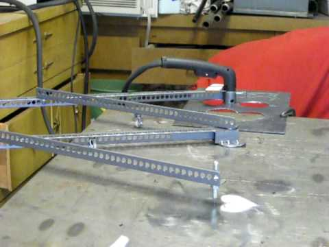 Plasma Pantograph 1st Run Youtube