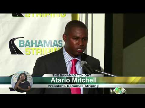 Bahamas Striping Opens New Head Office