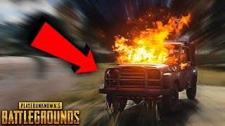 How PUBG Pro Players Drive Cars..   Best PUBG Moments and Funny Highlights - Ep.15