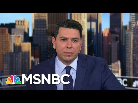 Dozens On FBI Terrorist Watch List In DC On Day Of Riots | Ayman Mohyeldin | MSNBC
