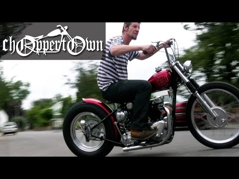how to turn a motorcycle into a bobber