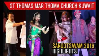 Download Hindi Video Songs - Njagalude Swargaragyam l Sargotsavam 2016 Highlights l St. Thomas MarThoma Parish Kuwait