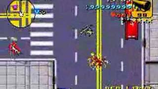 Grand Theft Auto Advance rampage
