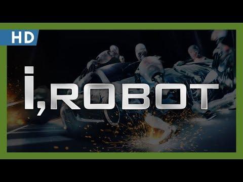 I, Robot trailer