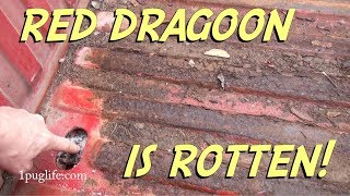 Red Dragoon Is Rusted Out