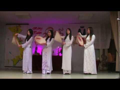Múa : Quê Hương Ba Miền TVNHD