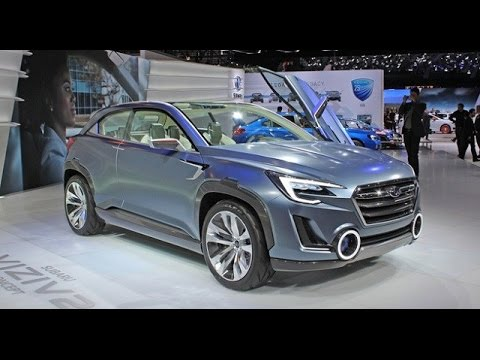 2017 Subaru Tribeca Redesign Youtube