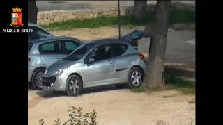 Saccheggiava auto parcheggiate in un parcheggio pubblico: i poliziotti arrestano ladro in trasferta