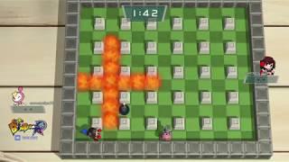 Super Bomberman R - Online League Battle (Ps4) Test Razer Raiju  Ultimate Controller