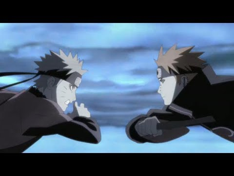 Naruto Vs Pain「 AMV 」 Never Give Up