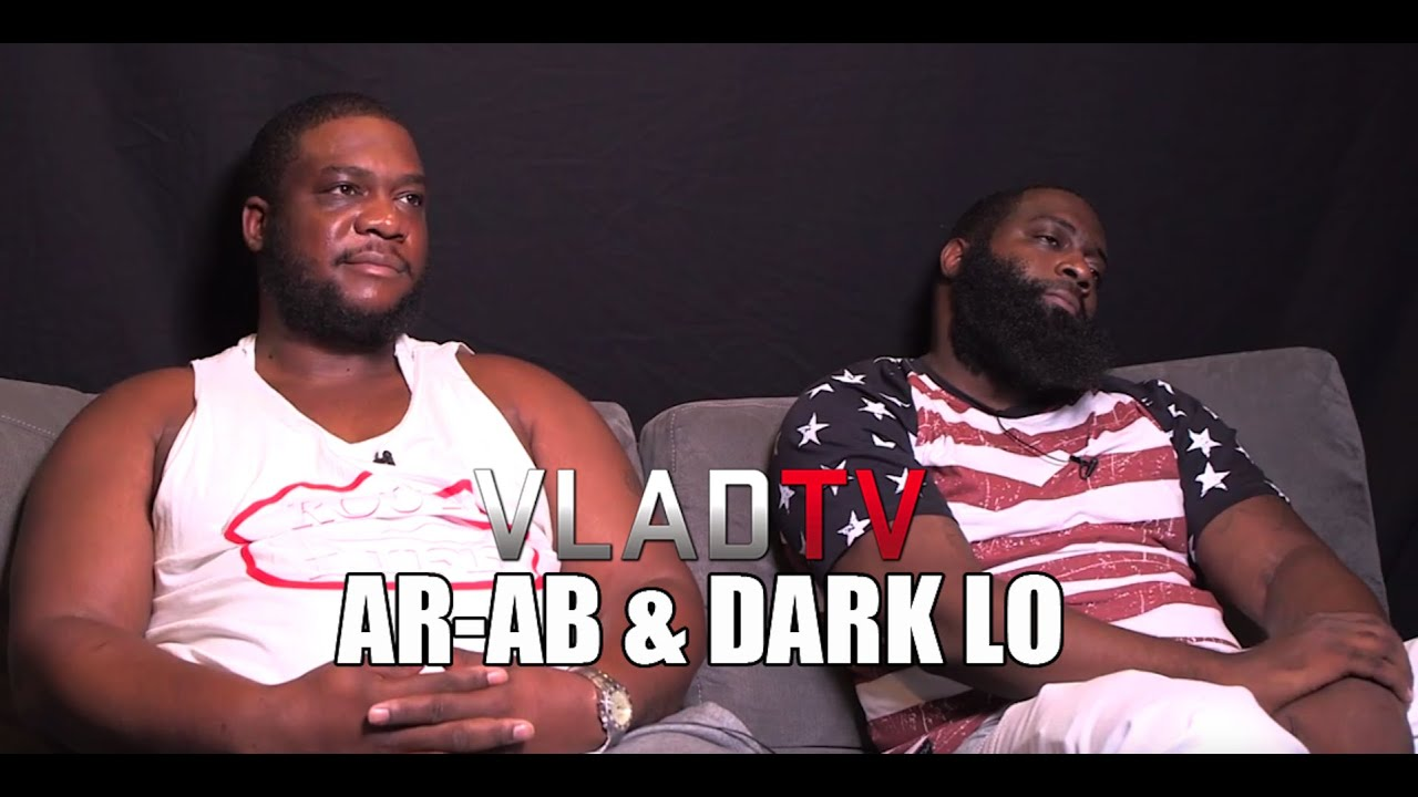 Ar-Ab & Dark Lo: Police Approached Us Over Meek Mill Beef
