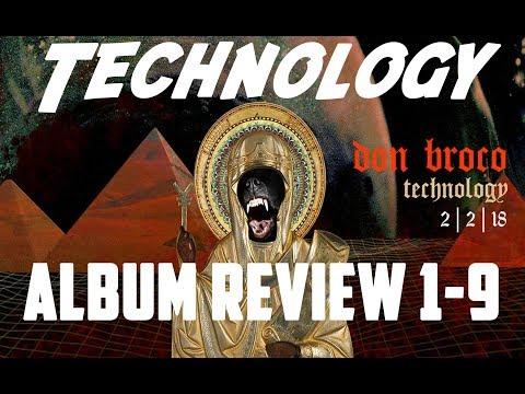 Don Broco: Technology Album Review